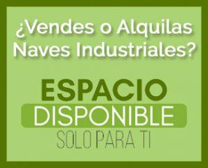 Publicidad Precio de Naves industriales