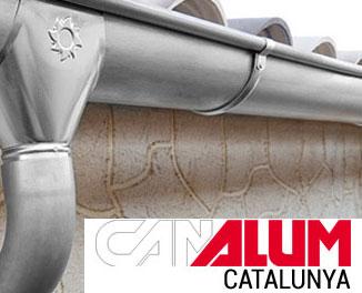 Canalones Canalum Catalunya