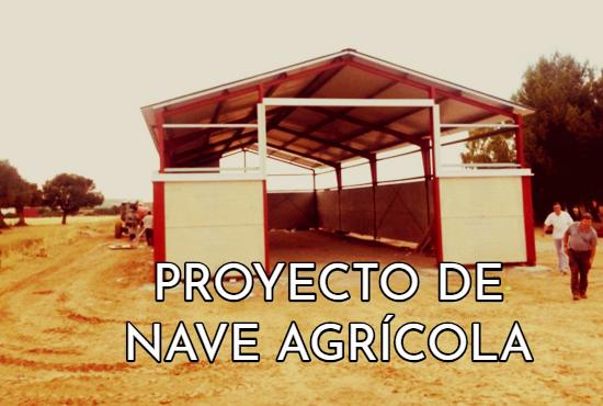 Tu Proyecto De Nave Agrícola