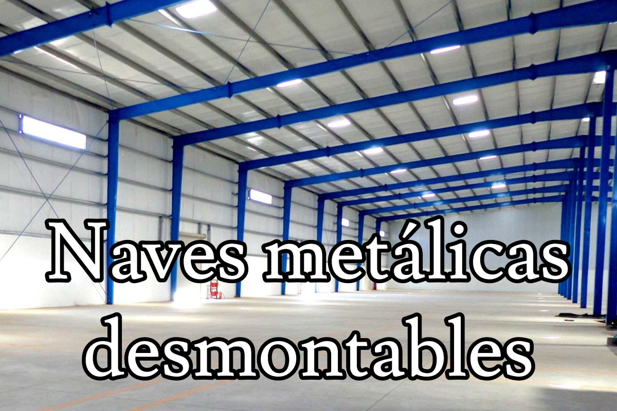 Montaje Naves Metalicas