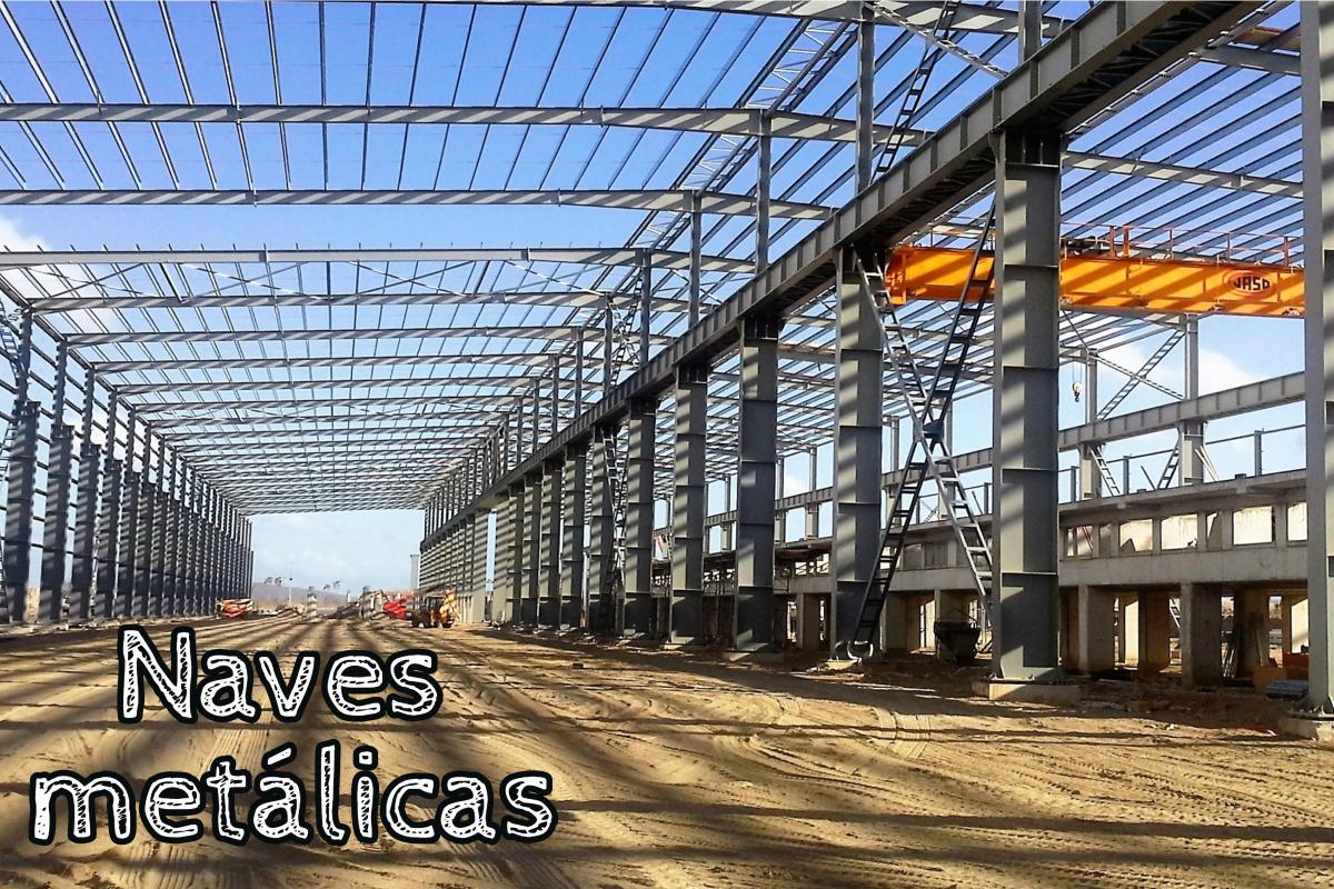 Naves Metalicas Estructuras