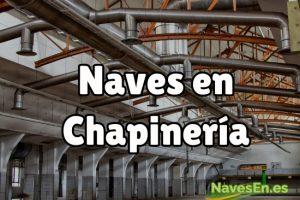 En NavesEn te contactamos con los mejores profesionales en naves de Chapinería.