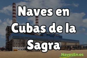 Naves en Cubas de la Sagra.