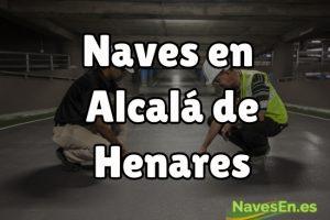 En NavesEn te ofrecemos las mejores naves de Alcalá de Henares.