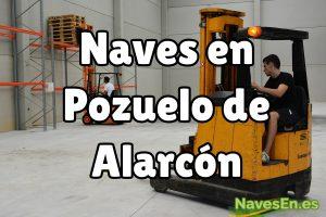 Construcción y rehabilitación de naves industriales en Pozuelo de Alarcón.