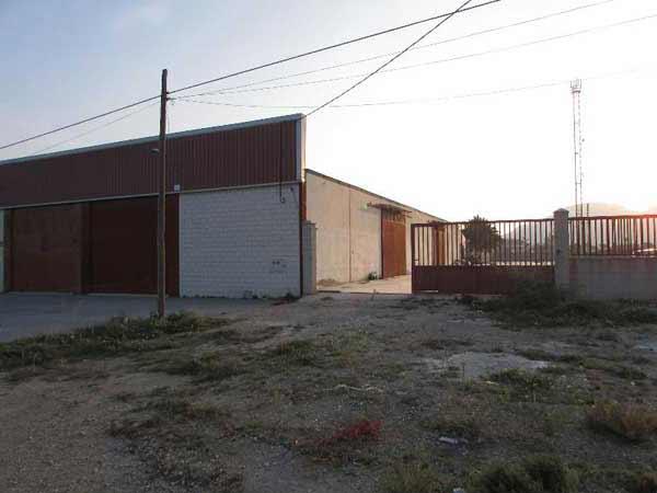 Naves Industriales en Huelva