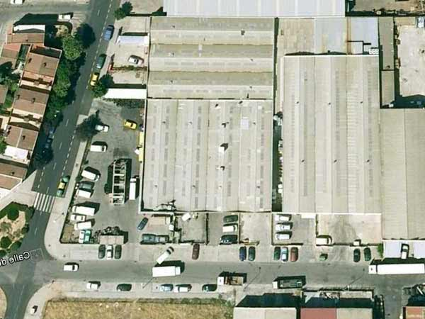 Naves Industriales en Teruel